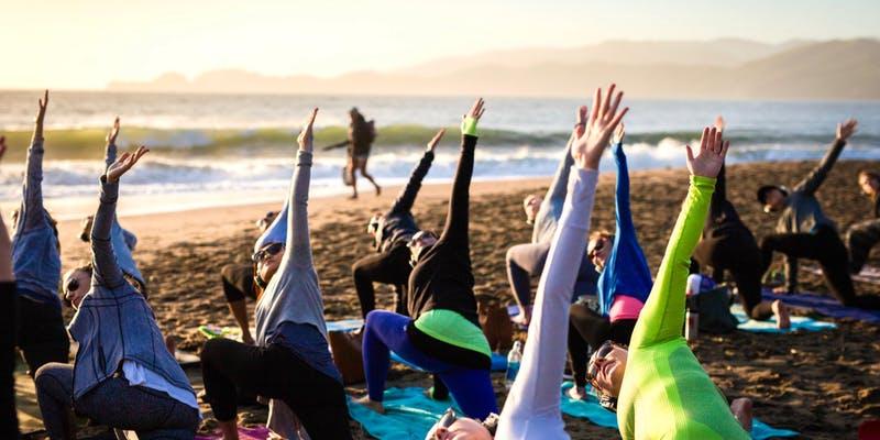 Tuesday Sunset FULL MOON Yoga with Kirin Power