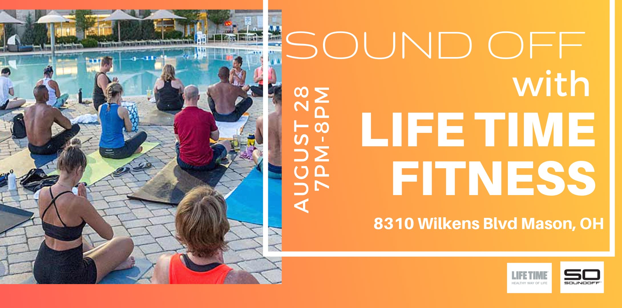 Sound Off with Life Time Fitness