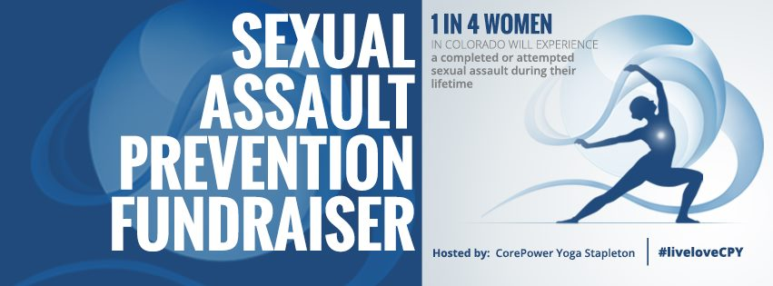 Sexual Assault Prevention Fundraiser