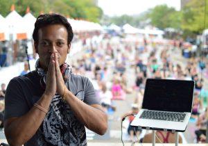 DJ Taz Rashid Sound Journey Meditation