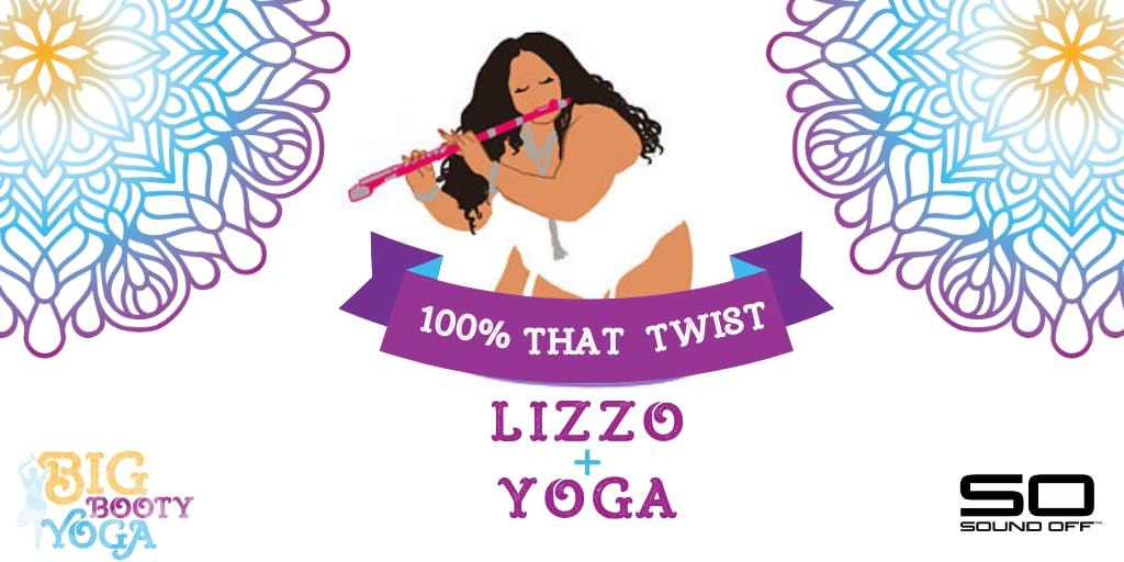 100% That Twist: Lizzo Yoga