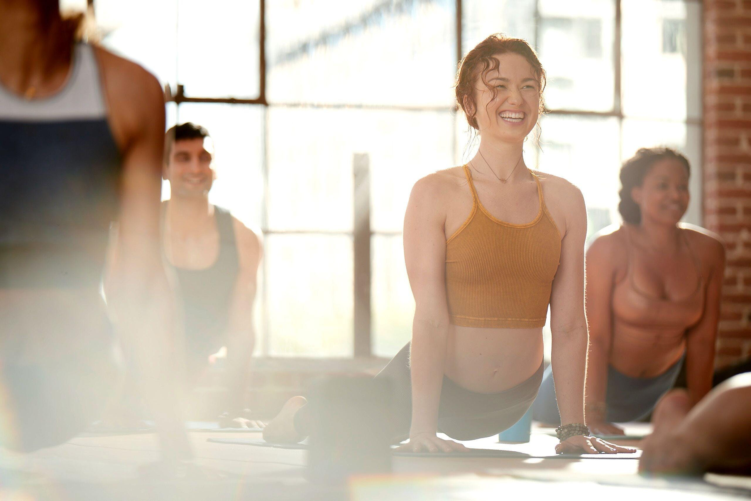 Go Beyond Yoga: Style 'n Flow with CorePower Yoga