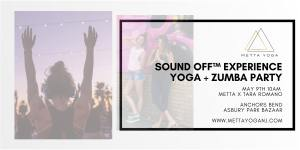 Sound Off™ Experience- A Yoga Zumba Party at Anchors Bend