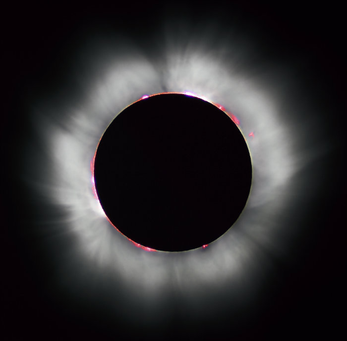 eclipsa totala de soare