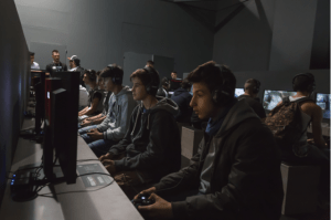 Gaming competition