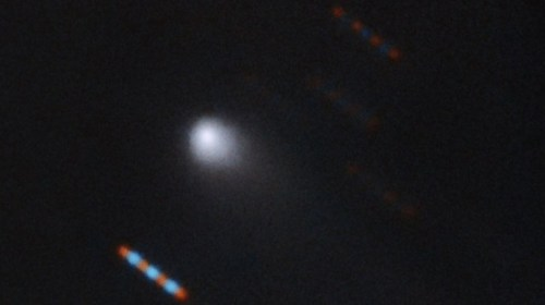 cometa interstelara