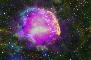 cosmic rays and supernovae