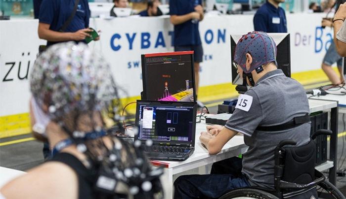 interfata computer creier, Jocurile Olimpice ale Cyborgilor