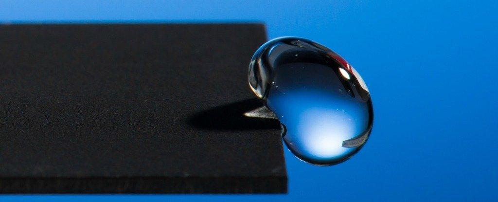 metal hidrofob