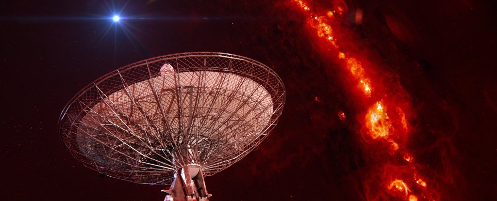 radio telescop Parkes