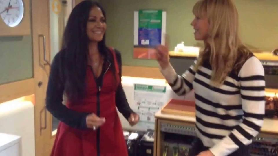 Sara Cox meets Sheila E