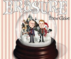 "Erasure ""Snow Globe"" sleeve"