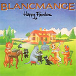 Happy Families LP sleeve