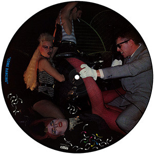 """Relax 12"""" picture disc"""