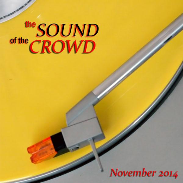 Cover art - November 2014