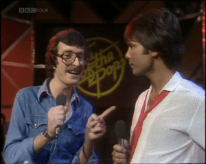 Steve Wright & Cliff Richard