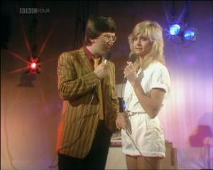 Simon Bates & Olivia Newton-John