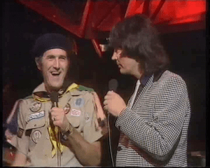 Russ Abbot & Mike Read