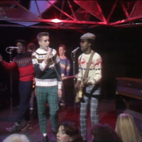 """""""Christmas turkey, you can stuff it"""" - Top of the Pops, 18 December 1980"""