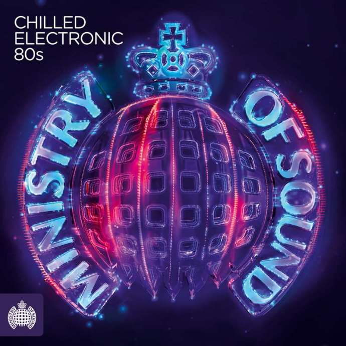 Ministry of Sound Chilled Electronic '80s