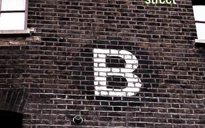 Alphabet Street: B