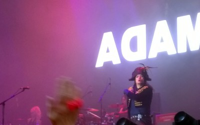 Adam Ant at Rewind Scotland 2016