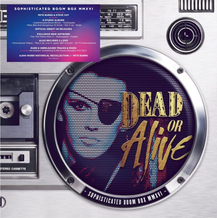 Dead Or Alive - Sophisticated Boom Box