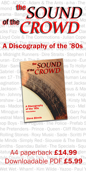 The Sound of the Crowd - a Discography of the 80s