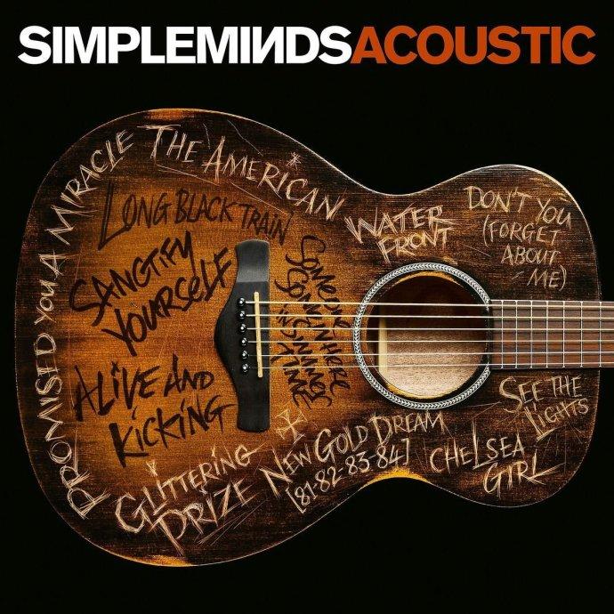 """Simple Minds: """"Acoustic"""""""