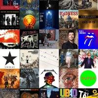 2016 Album Poll results