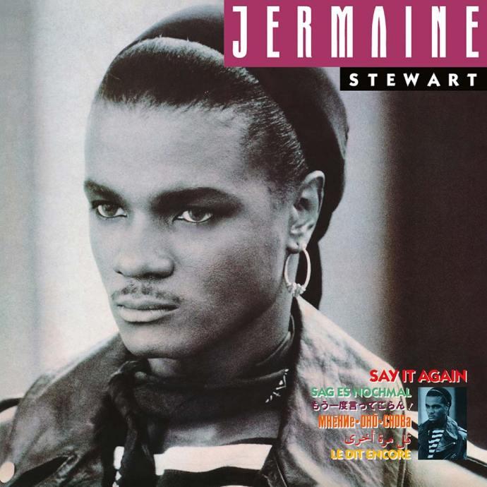 "Jermaine Stewart - ""Say It Again"""