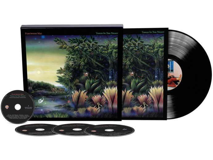 "Fleetwood Mac ""Tango in the Night"" deluxe edition"