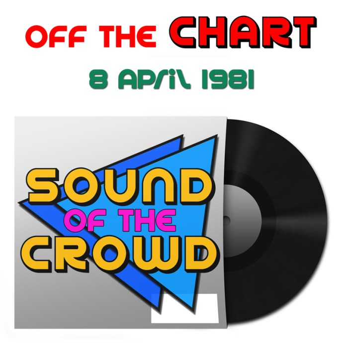 Off The Chart: 8 April 1981