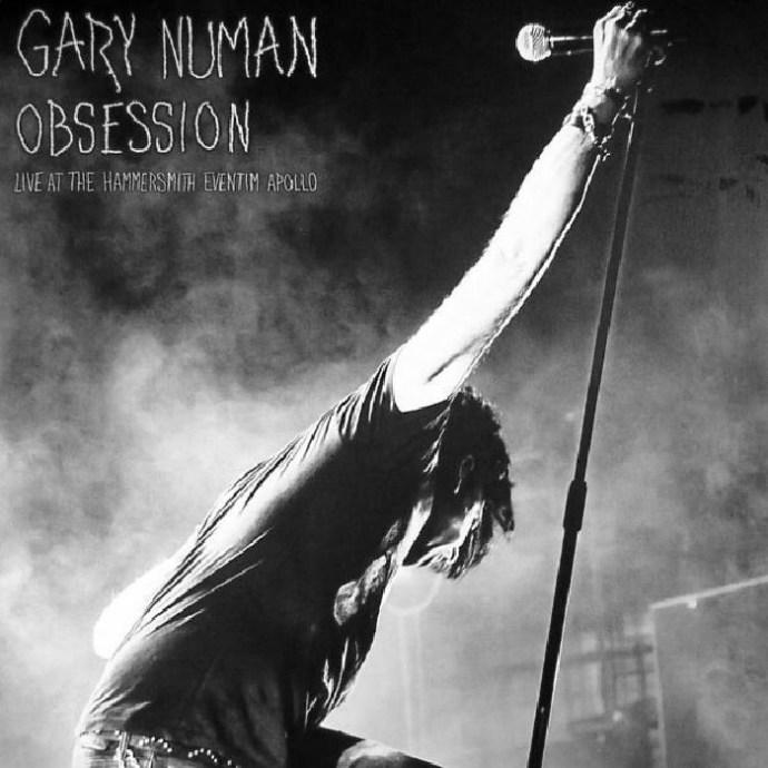 Gary Numan - Obsession