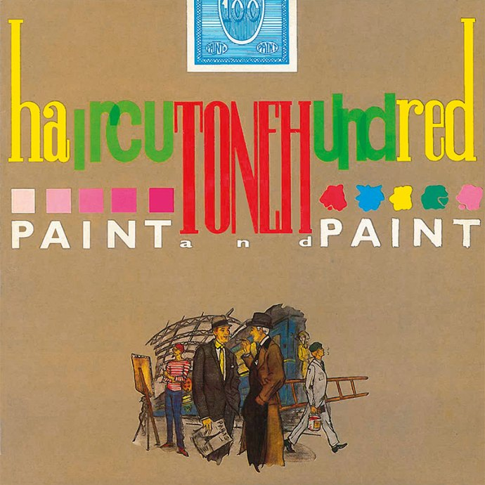 Haircut One Hundred Paint And Paint Deluxe Edition Sound Of The