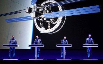 Kraftwerk live