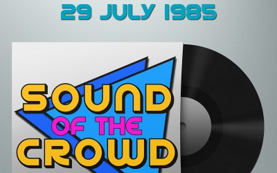 Off The Chart: 29 July 1985