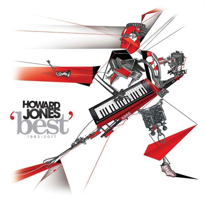 """Howard Jones """"Best"""""""