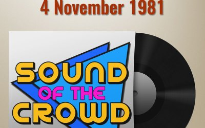 Off The Chart: 4 November 1981