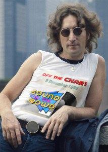 John Lennon, some time ago