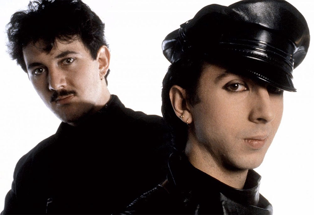 Say hello again: Soft Cell reunite for farewell show