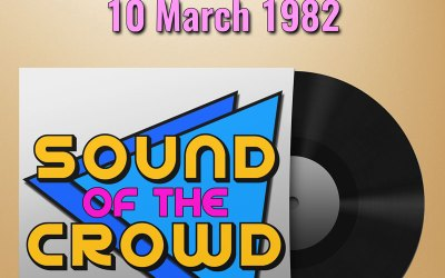 Off The Chart: 10 March 1982