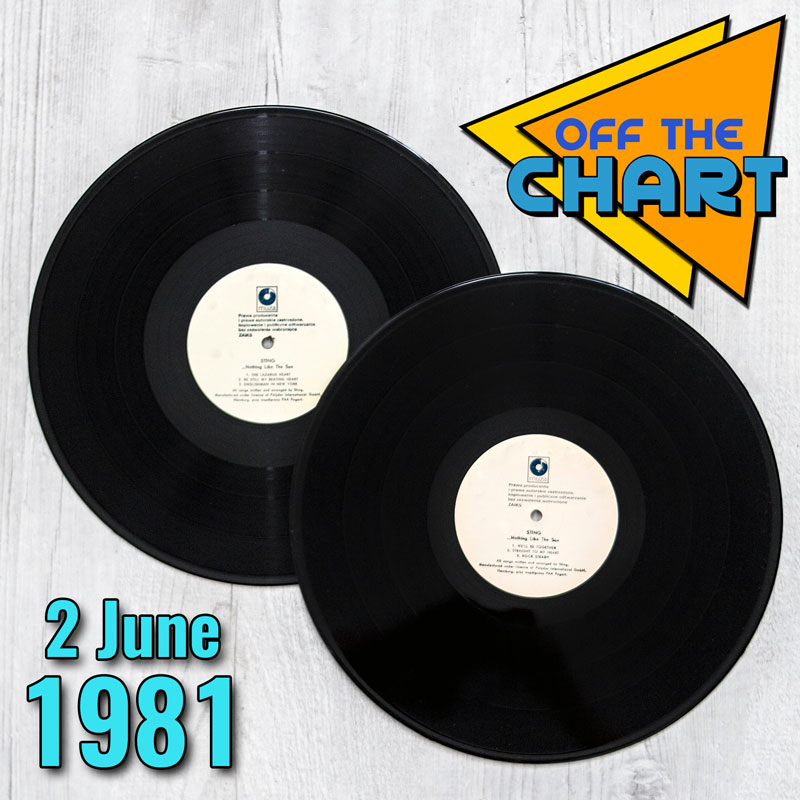 Off The Chart: 2 June 1981