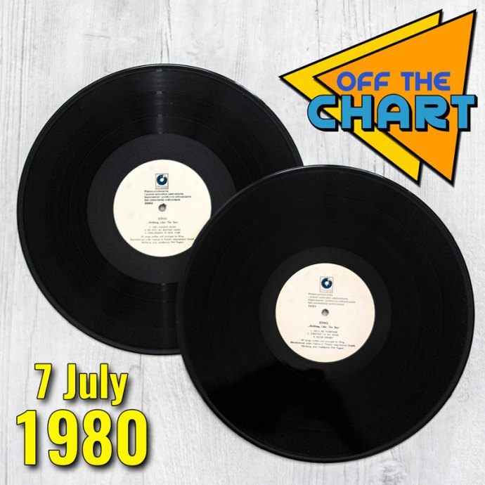Off The Chart: 7 July 1980