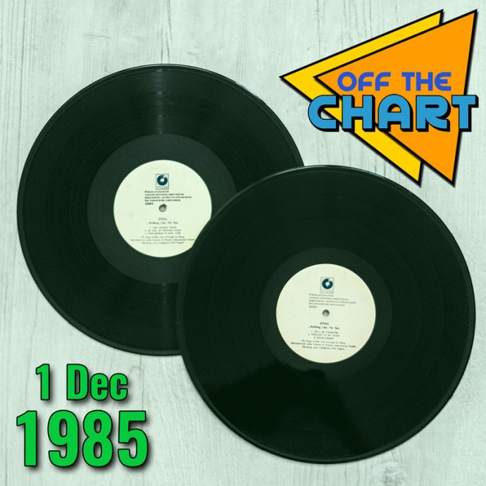 Off The Chart: 1 December 1985