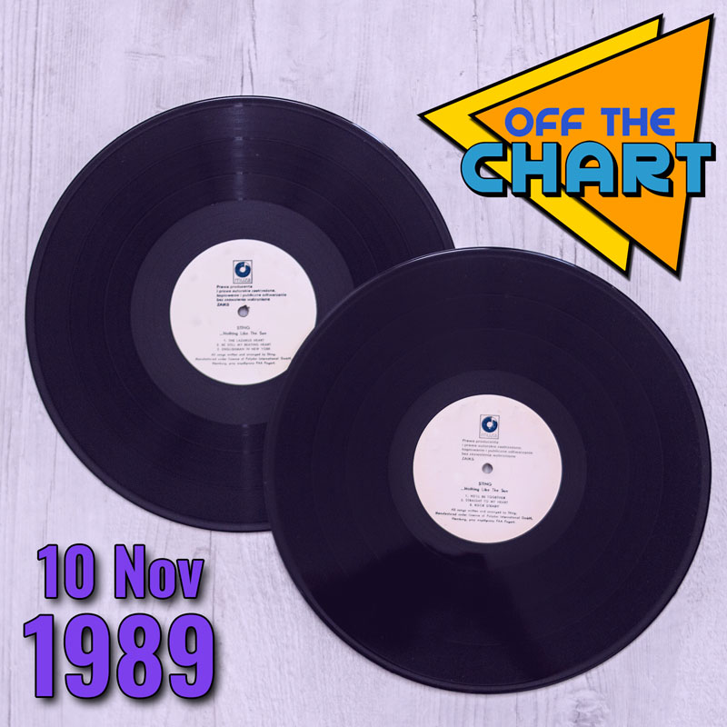 Off The Chart: 10 November 1989
