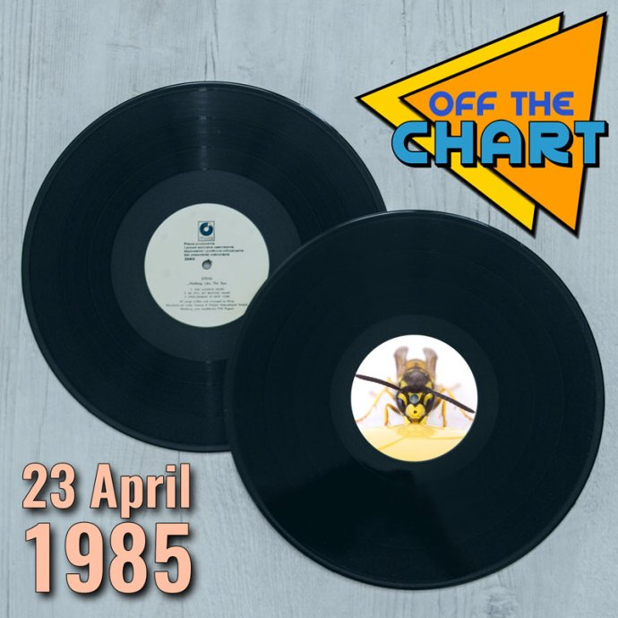 Off The Chart: 23 April 1985