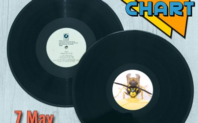 Off The Chart: 7 May 1982