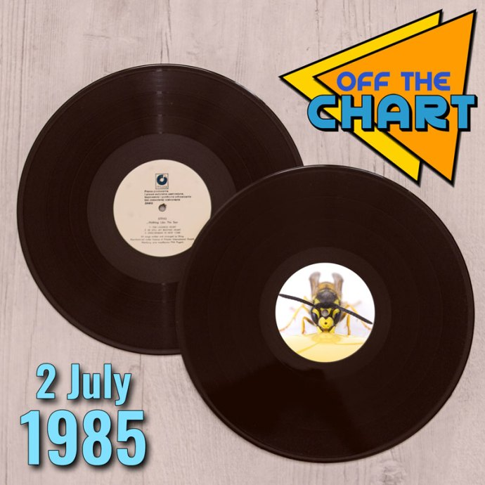 Off The Chart: 2 July 1985