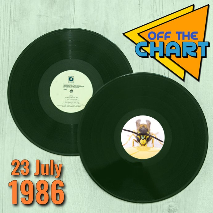 Off The Chart: 23 July 1986